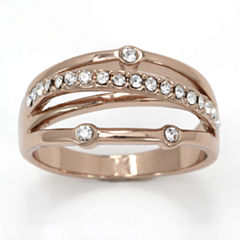 Sparkle Allure Stackable Ring