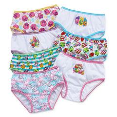 7 Pair Brief Panty Girls