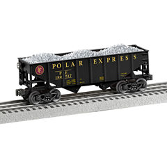 Lionel Trains The Polar Express Silver Load Hopper