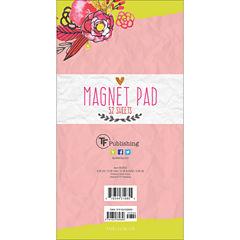 Flowers Memo Magnet Pad