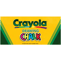 Crayola® 144-pk. Drawing Art Chalk