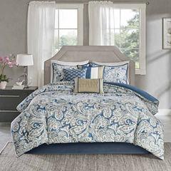 Madison Park Lira 7-pc. Comforter Set