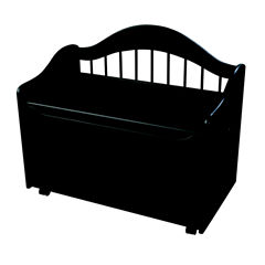 KidKraft® Limited Edition Toy Box - Black