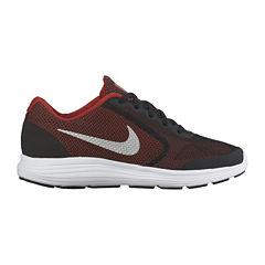 Nike® Revolution 3 Boys Running Shoes - Big Kids