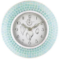 FirsTime® Mosaic Wall Clock