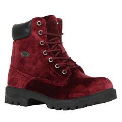 Lugz Empire Velvet Womens Hiking Boots