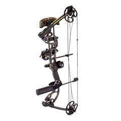 Quest Radical Bow Package Left Hand Realtree Xtra