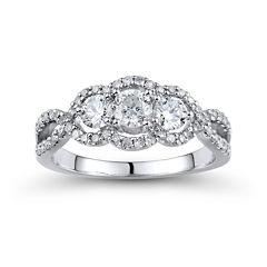 Love Lives Forever™ 1 CT. T.W. Diamond Ring