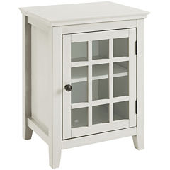 Hollins 1-Door Cabinet