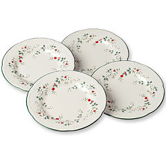 Pfaltzgraff® Winterberry Set of 4 Salad Plates