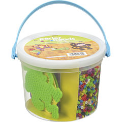 Perler Beads® Safari Fun Kids Craft Beads