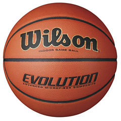 Wilson Evolution Official Size Game Basketball