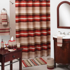 Bathroom Accessories Red red bathroom accessories for bed & bath - jcpenney