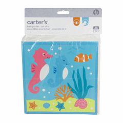 Carter's Bath Puzzles - Set of 4