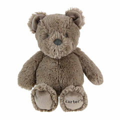 Carter's This Loveable Plush Brown Bear Is Sure