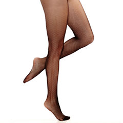 Mixit™ Pindot Fashion Tights