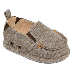 Okie Dokie® Slip-On Loafers - Baby Boys