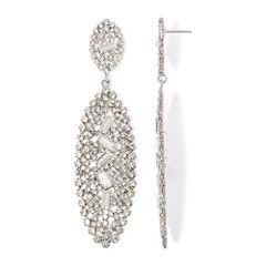Natasha Crystal Earrings