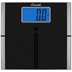 Escali® Ultra Slim Easy Read Bathroom Scale