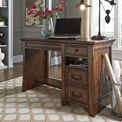 Signature Design By Ashley® Woodboro Home Office Lift Top Desk