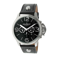 peugeot men's watches for jewelry & watches - jcpenney