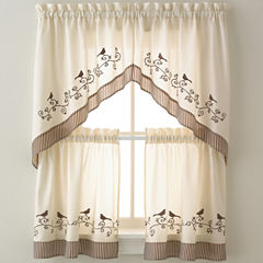 Birds Kitchen Curtains