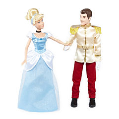 Disney Collection Cinderella and Prince Charming Dolls