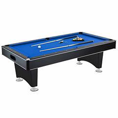 Hathaway Hustler 7-Ft Pool Table