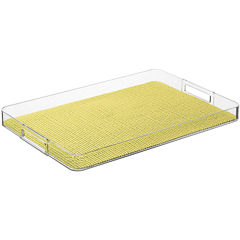 Kraftware Rectangular Fishnet Serving Tray