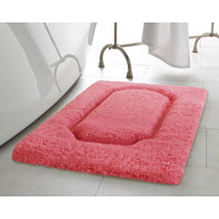 Blossom Premium Plush Racetrack 2-pc. Bath Rug Set