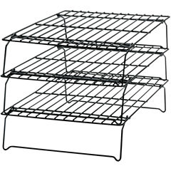 Wilton® Excelle Elite 3-Tier Nonstick Cooling Rack