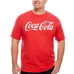 Coca-Cola Logo Tee - Big & Tall