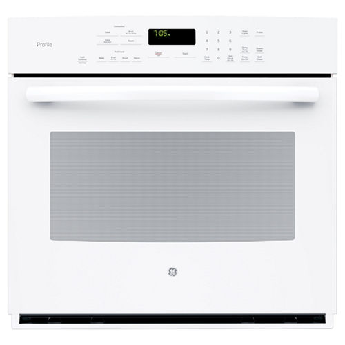 GE Profile™ 30 Electric Wall Oven Self Cleaning With Steam Plus Convection