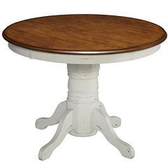 Beaumont Round Pedestal Table