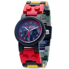 Lego Star Wars Unisex Black Strap Watch-8020813