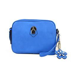 Liz Claiborne Cassandra Camera Crossbody Bag