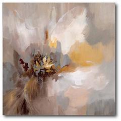 Petals Whisper Canvas Wall Art