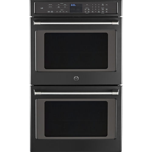 GE® Café™ Series 30 Built-In Double Convection Wall Oven