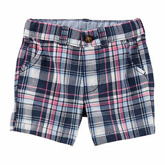 Carter's Flat Front Shorts - Baby Boys