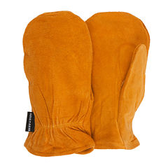 QuietWear® Insulated Split Leather Mittens