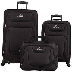 Skyway® Cascade 3-pc. Spinner Luggage Set
