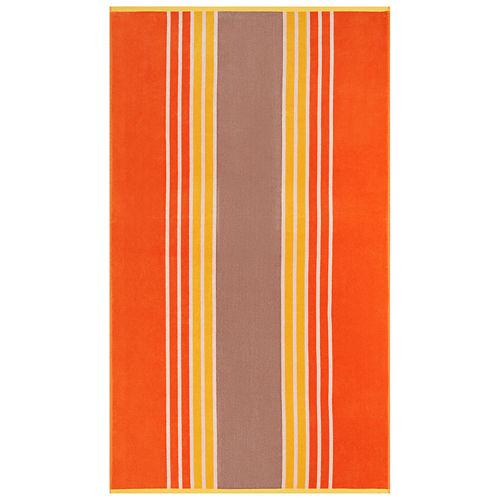 Softesse™ Bold Stripe 40x72 Beach Towel