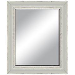 Camden Distressed  Beveled Wall Mirror
