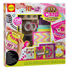 ALEX Toys Craft DIY Card Crafter