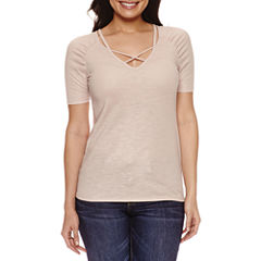 Bold Elements Front Strap Top