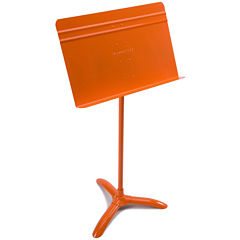 Manhasset Symphony Orange Music Stand