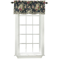 Waverly® Sanctuary Rose Floral Valance