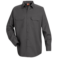 Red Kap® ST52 Utility Uniform Shirt–Big & Tall