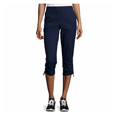 Made For Life Woven Workout Capris