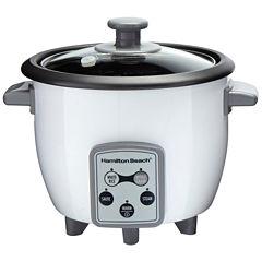 Hamilton Beach® Digital Rice Cooker